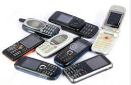 Do you have old phones, tablets, consoles lying around?