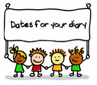 End of Year Diary Dates