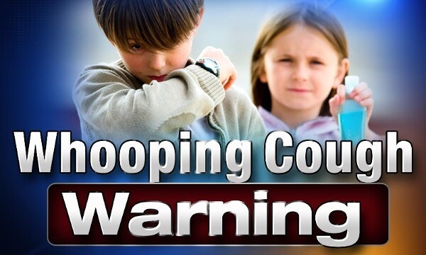 Whooping Cough Alert